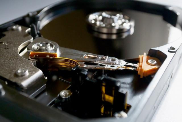 データ復旧HDD